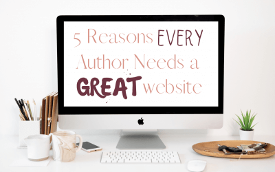 Why Every Author Needs A Great Website