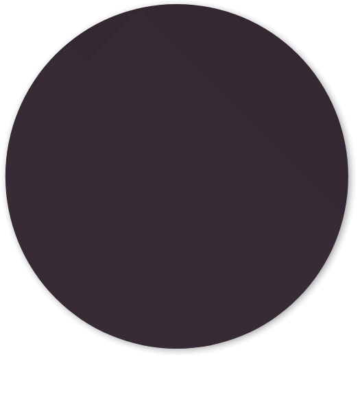 circle showing color 352832